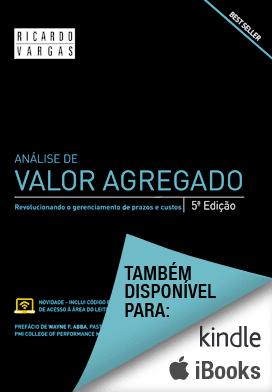 59a798c354c Livros  Análise de Valor Agregado em Projetos - 5ª Edição – Ricardo ...